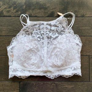 Gap Lace Bralette - new with tags
